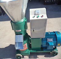 portable wood pellet stove/pellet mill die roller/horse manure pellet making machine