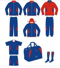 OEM nuevo diseño de encargo del kit de fútbol
