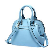 Alibaba express hand bags, PU designer hand and bag