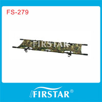 Multi-funtion military mesh fabric stretcher