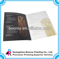 Custom brochure for Hair Promotional and advertisment