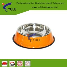 26cm non-magnetic stainless steel larger water fountain for dog