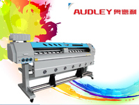 Audley Outdoor Eco Solvent 1.8m Vinyl Sticker Printing Machine ADL-8520