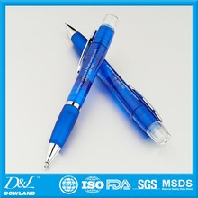 FDA OEM factory spray pen hand sanitizer with ball pen and gel