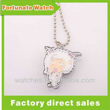 Hello kitty anime pocket watch