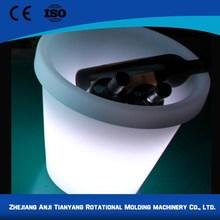 Environmental protection waterproof led cube seat