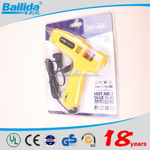 S802 hot new products for 2015 industrial hot melt glue gun match with glue stick
