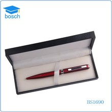 Wedding thank you gift/Executive Pen Set red business gift ballpoint pen