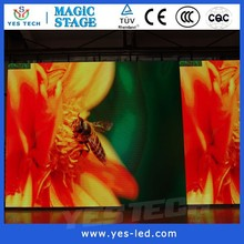 YESTECH True Color Led Electronic Display,Led Indoor Screen Price