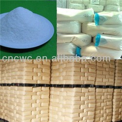 white powder pam wastewater treatment anionic flocculant for water treatment