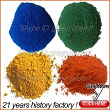 Paint raw materials of lipstick/iron oxide red 130