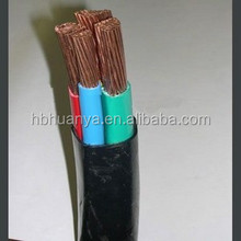 high fire resistant quality 0.6/1kv low voltage power cable 4*95mm2