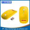 2015 Newest Wholesale Price Flat Mouse USB Optical Wireless Mouse for Macbook (pro,air) and All Laptop