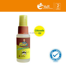 FDA approved anti mosquito repellent spray for daily use