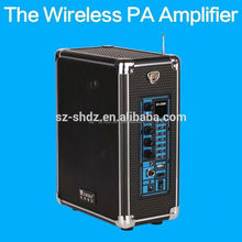 China Factory volume control amplifier av66 digital power amplifier surround virtualizer car stereo power amplifier