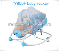 inflatable bouncer/baby rocker vibrating/animal bouncer toy