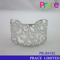 fashion cheap girls hollow flower ankle bracelet