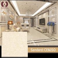 2015 Beige Color Polished Glazed Porcelain Floor Tile 60x60 Prices (AJ8822)