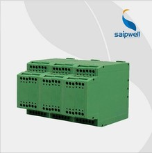 Saip/Saipwell Hot Sale electronic din rail enclosure