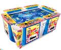 Mt-f167 venta caliente de interior de atracciones juegos de captura de peces máquina de juego / océano rey fish hunter lotería arcade máquina de la redención