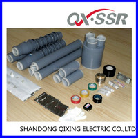 11KV Cold Silicon Rubber Shrinkable Indoor and Outdoor Cable Terminal Kits