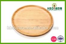 2015 di alta qualità eco- Amichevole <span class=keywords><strong>bambù</strong></span> piatto da portata, piatto piatto da portata, piatto da portata ingrosso