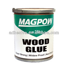 EVA based wood glue