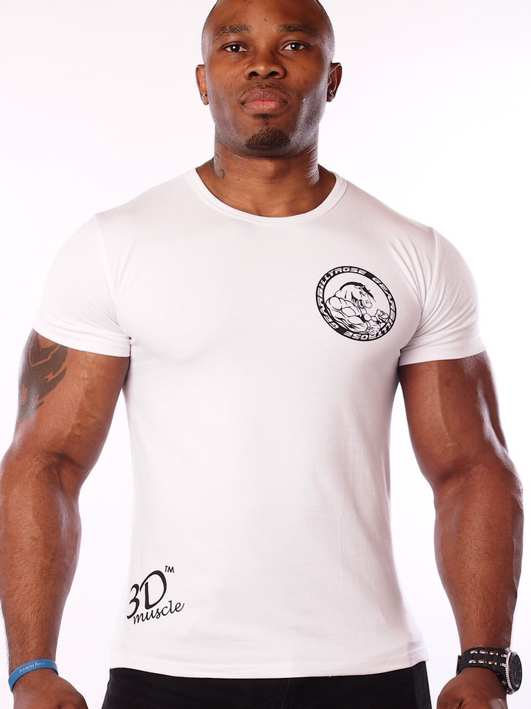whole colored bodybuilding t shirts