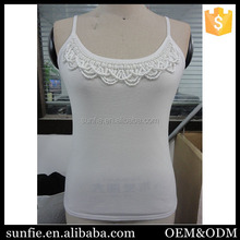 New fashion Handed Beading Round Neck down Wholesale ladies blouse
