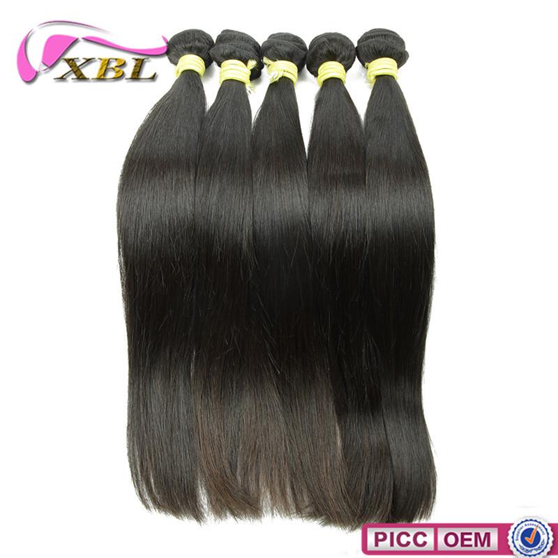 XBL cabelo humano fábrica qualidade garantida cabelo Peruano virgem