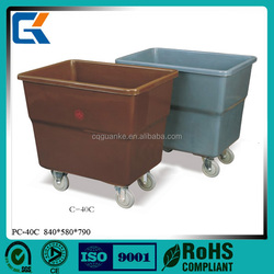 High quality using restaurant eco-friendly smaller service trolley