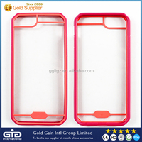 [GGIT] Transparent pc hard back phone case for iPhone 6 with concise design