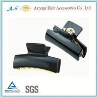 Artstar black hair claw clip wholesale