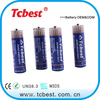 High quality 1.5v aa size r6 dry cell battery with low MOQ and competitive price from shenzhen