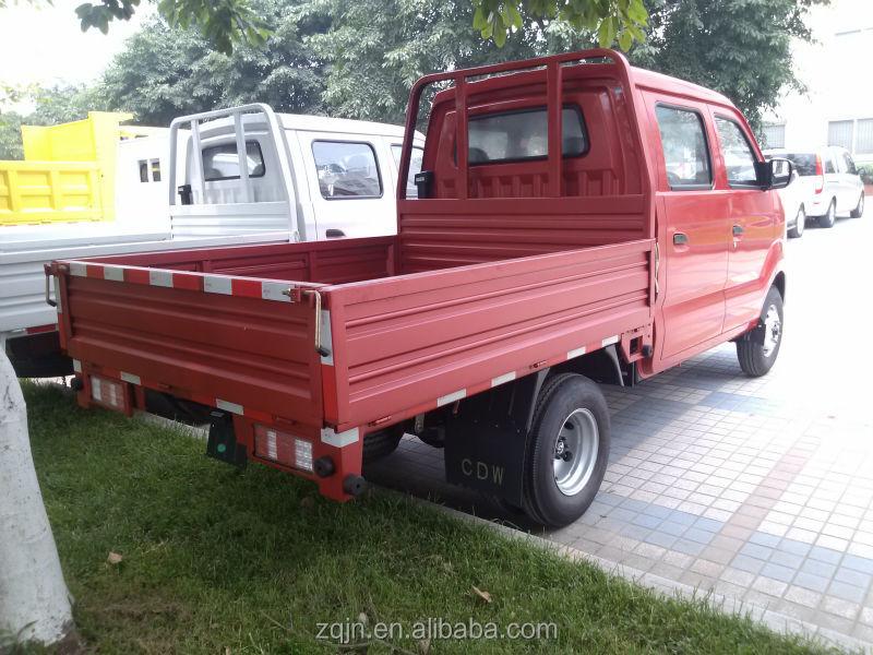 Chinese Sinotruk 2 Ton Small Pickup Truck 4x2 Mini Cargo