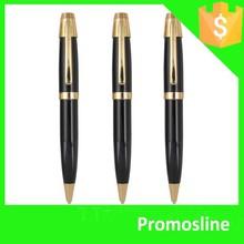 Hot Selling customised ballpoint pen gold