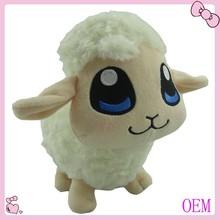 Hot selling plush stuffed sheep toy