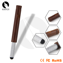 Shibell wood ball-point pen, wood carving stylus, Intelligent product stylus
