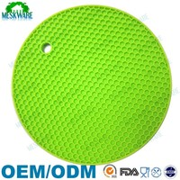 Hot Pads Perfect Modern Home high quality colorful kitchen heat-resistant mat