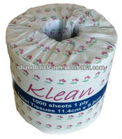 2014 Wholesale Price Toilet Tissue Paper Roll,Wrapping Tissue Paper