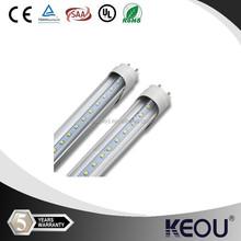 unified uniformed factory sales led tube t8 60cm 9w/epistar/9watt/samsung/12volt/12v/230v/2835/g13/9 watt 5 years warranty