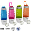 600ml protein shaker brands plastic sport water bottle made in China