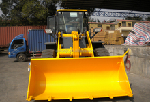 Snow Removing Bucket 1.7CBM 3tons Changlin Wheel Loader 936 In Stock Guangzhou
