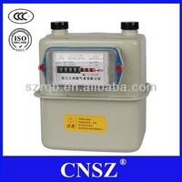 SZ-GT series residential diaphragm gas meter