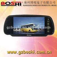 7 Inch TFT LCD Rear View Mirror Monitor