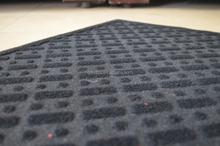 popular dot&line Brushed embossed mats, corridor hallway lobby mat