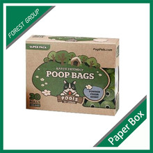 VARIOUS NEW DESIGN PAPER PACKING BOXES FOR PETS CUSTOM PRINT BAGS PACKAGING CARTON BOXES