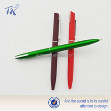 Simple Design Cheap Price Plastic Ball Point Pen