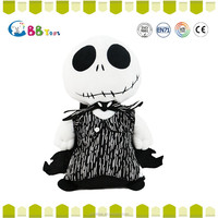 ICTI Interesting high quality plush toys for sales.Halloween monster