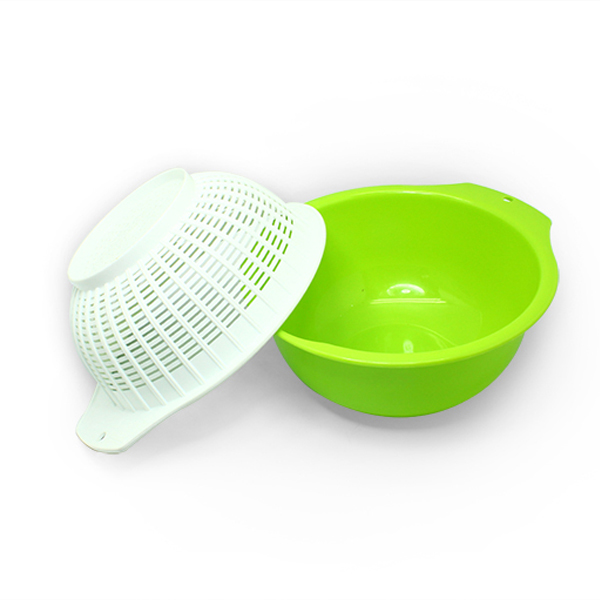 Kitchen round plastic sink strainer